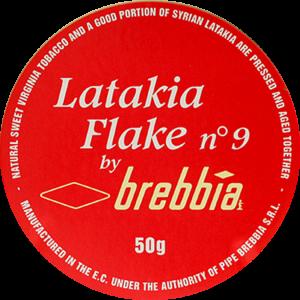 Brebbia Latakia Flake