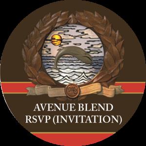 McClelland Avenue Blend RSVP Invitation