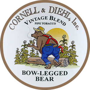 Cornell & Diehl Bow-Legged Bear