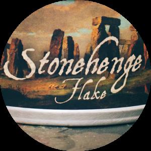 G.L. Pease Stonehnge Flake