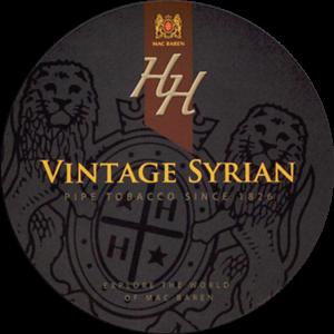 Mac Baren - HH Vintage Syrian