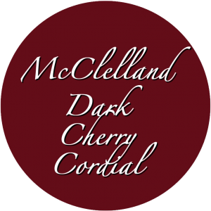 McClelland - Dark Cherry Cordial