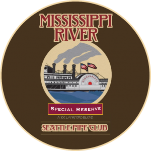 Seattle Pipe Club - Mississippi River Special Reserve