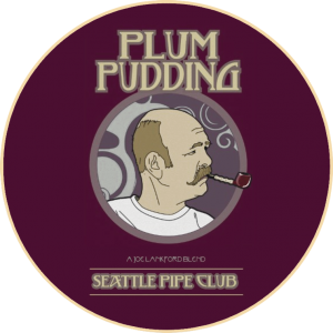 Seattle Pipe Club - Plum Pudding