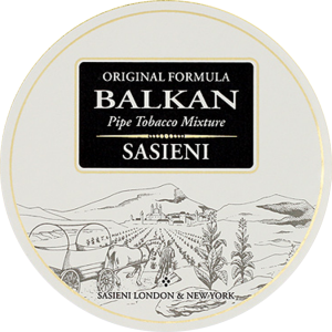 Scandinavian Tobacco Group (STG) - Balkan Sasieni