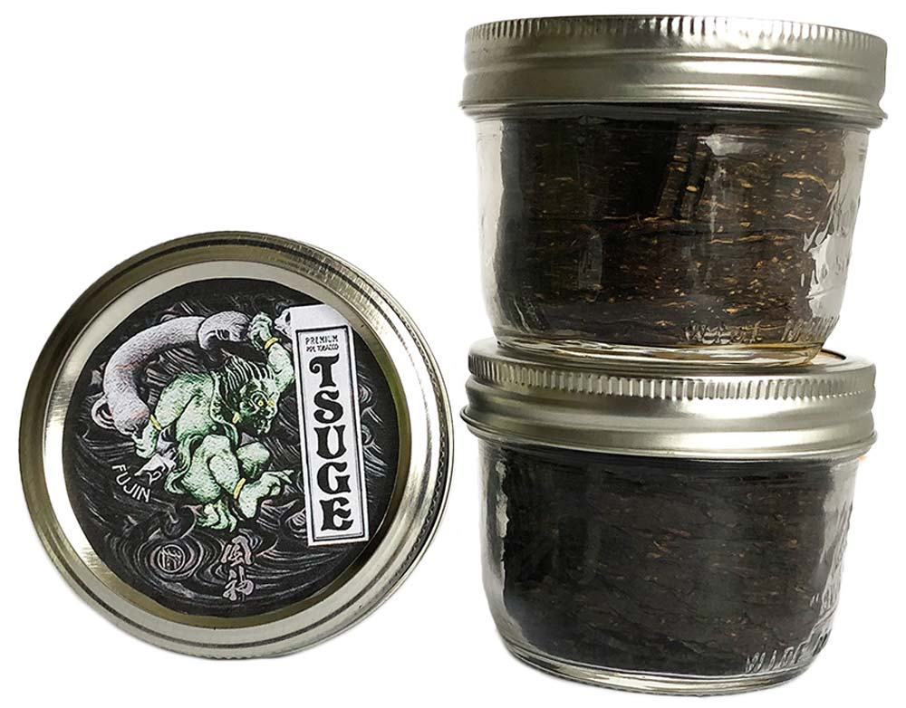 Tobacco Cellaring Jars